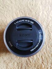 Sony SELP1650 Silver