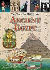 The Timeline History of Ancient Egypt by Former Professor of Archaeology Shereen Ratnagar (Hardback, 2008)
