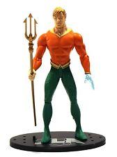 """2003 Dc Direct Justice League 6"""" (Jla) Aquaman action figure Series 1 Complete!"""