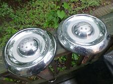 (1 or 2) Oldsmobile Dog dish WHEEL CENTER HUB CAP 1954 1955 1956 1957 1953 1952