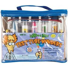Be Amazing Toys Test Tube Wonders Lab In A Bag Kit - 490476