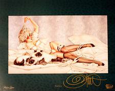Olivia De Berardinis - Tapioca - Artist Signed Print 16x20 - PSA/DNA Guaranteed!