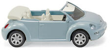 WIKING 03204 VW BEETLE CABRIO BLAU 1:87