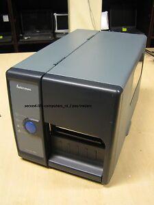 Intermec PD41 PD41A61000002020 Thermal Barcode Label Printer USB 11285091 Meter