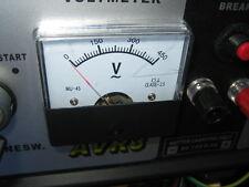 Stromaggregat China Drehstrom Ersatzteil Voltmeter Spannungsanzeige