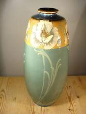 MINTONS Art Nouveau Grand pavot vase 1911