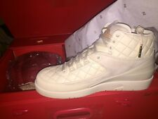 Nike Air Jordan 2 II Retro Just Don C Beach Gold Size 9.5. 834825-250 1 3 4 5 6
