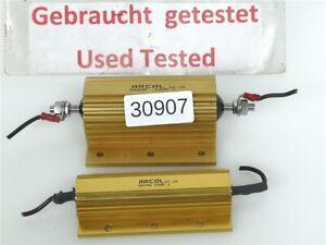 ARCOL HS200 100R J Resistors