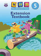 New Heinemann Maths Year 5, Extension Textbook, Acceptable, SPMG, Book