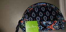 Vera Bradley Clear Cosmetic duo in the Marrakesh pattern NWT
