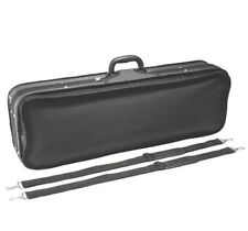 -NEW-SALE-Stagg HVB4-X Deluxe Full Size Violin Lightweight Case-Black-FREE P&P
