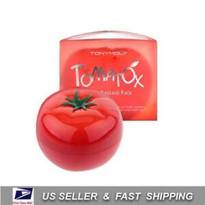 [ TONY MOLY ] Tomatox Brightening Massage Pack 80g +NEW Fresh+