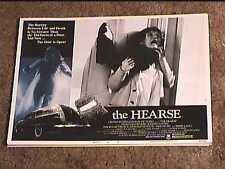 HEARSE 1980 LOBBY CARD #8 HORROR