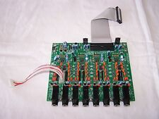 Akai S5000 / S6000 8 Out Board (standard, not the option card)