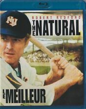 The Natural (Blu-ray Disc, 2010, Canadian, Widescreen) Robert Redford