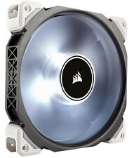 Corsair Ml Series Ml140 Pro Magnetic Levitation Fan (140mm) With White LED