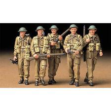 Tamiya 35223 Infantería Británica de Patrulla 1:35 Modelo Militar Kit