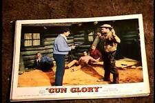 GUN GLORY 1957 LOBBY CARD #3 WESTERN