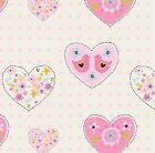 NUEVO amour Niños Papel Pintado Por Debona - Rosa 6340