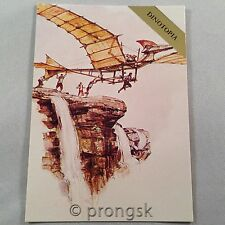 DINOTOPIA #26 Flying Vessels Trading Card James Gurney Collect-A-Card NM/M