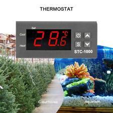 STC-1000 Digital AC 110-220V Temperaturregler Thermostat Aquarium S0O6