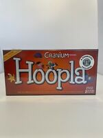 CRANIUM HOOPLA Game 2002 FACTORY SEALED - BRAND NEW!!!