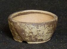 Bonsai - Mame-Schale Dana Skodova - Handarbeit - bonsai pot handmade 12