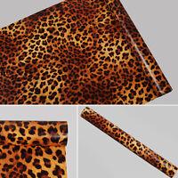 Selbstklebend Möbelfolie Klebefolie Schrankfolie Fototapete Leopardenmuster