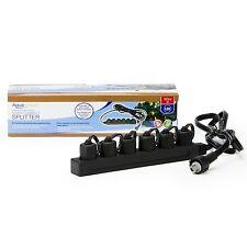 AQUASCAPE #84022 6-WAY SPLITTER for 12V LED LIGHT FIXTURES