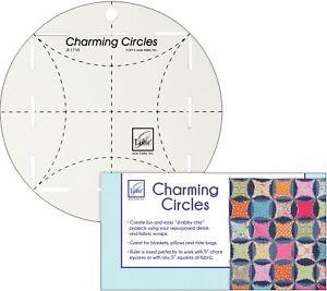 June Tailor Charming Circles Ruler-