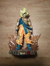 Super Saiyan SS dragon ball Z goku résine statue Sangoku Resin