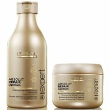 LOreal Absolut Repair SET Reconstructing Shampoo And Masque Damage Hair CareNEW