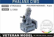 Veteran Models 1/350 Modern US Phalanx CIWS x4pcs