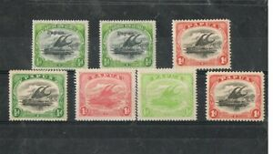 PAPUA - Lot of old stamps