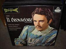EREDE / VERDI il trovatore ( classical ) 3lp box london