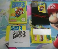 Juego Nintendo Nes Super Mario Bros 3 Pal B Españolizado Spaco Classic Serie CIB
