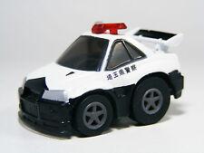 TAKARA TOMY Choro Q Nissan SKYLINE GT-R POLICE R34 SAITAMA JAPAN Pullback car