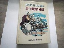 contes et legendes de normandie