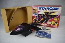 In scatola Starcom SHADOWBAT, colleco, 1980 S, vintage toy, spazio, Shadow Bat