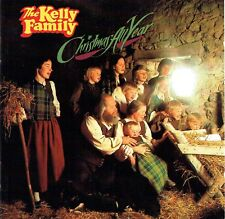 (CD) The Kelly Family ‎– Christmas All Year - Jingle Bells, O, Tannenbaum, u.a.