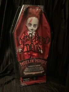 Living Dead Dolls Carotte Morts Series 33 Moulin Morgue LDD sullenToys