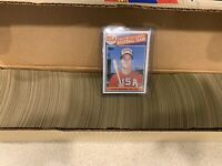1985 Topps Baseball Complete Set #1-792-Nrmt OR Better!-McGwire RC-Clemens RC!