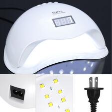 48W SUNUV SUN5 Nail Lamp UV Lamp Nail Dryer for UV LED Gel Polish US pkug
