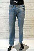 ICEBERG Jeans Slim Uomo Taglia Size 48 Pantalone Chino Slim Pants Men's Italy