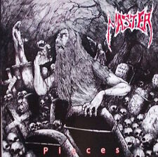 "Master ""Pieces"" Old School Death/Thrash Metal!!! reissue with bonus tracks"