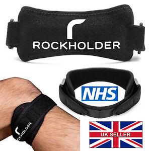 Knee Strap Adjustable Pain Support Patella Belt Tendon Runners Band Brace NHS UK