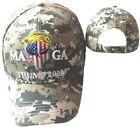 Donald Trump 2020 Punish Skull ACU Digital Camouflage Cap Hat MAGA