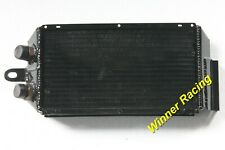 Front Aux Oil Cooler for Porsche 911 930 RSR Late Style Carrera 1984-1989 BLACK