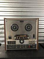 Vintage Teac Reel To Reel Tape Deck Model A-4070G