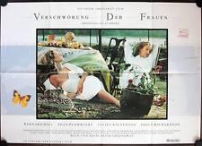 Verschwörung der Frauen Filmposter A1 Drowning by Numbers Greenaway Stevenson